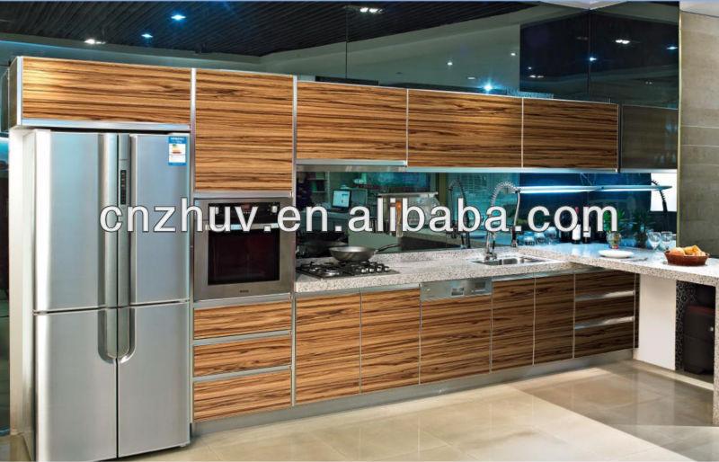 Modular kitchen cabinets made in china