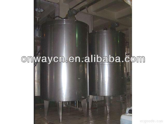 SH diesel storage tanks