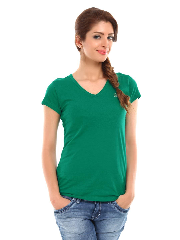 Green Shirt For Women