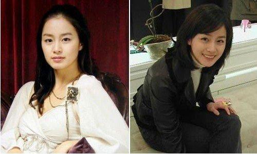 Корейские звезды без макияжа до и