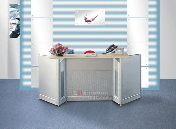 portable reception counter front desk counter design office small reception desks reception