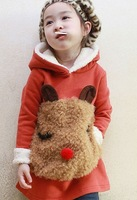 FREE SHIPPING/2012 / AUTUM/ children's wear/cute cartoon characters /NEW