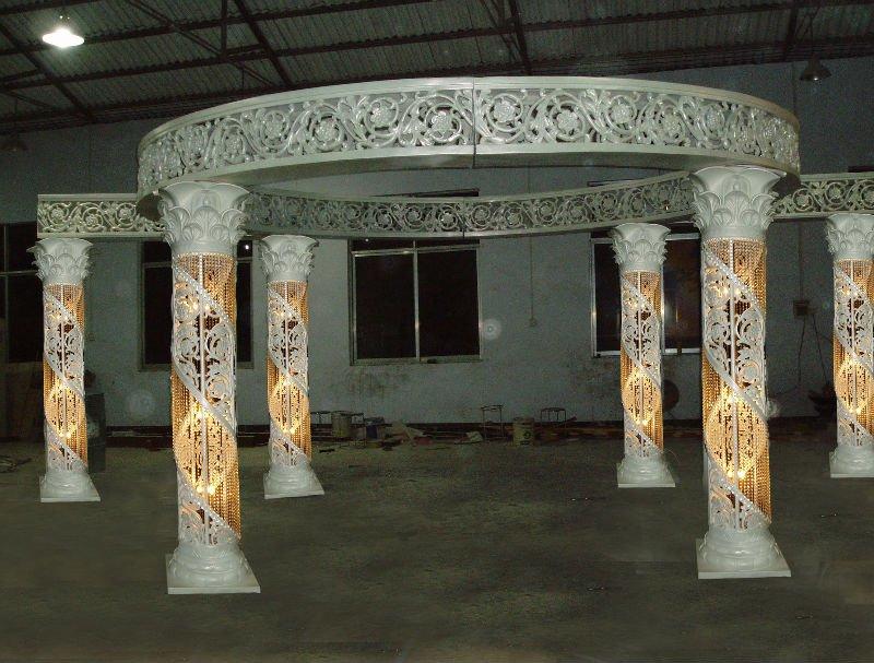 Decoration Wedding columns
