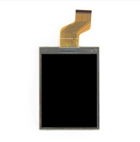 LCD Display Screen Monitor Replacement Repair Part For Pentax WS80 No Backlight