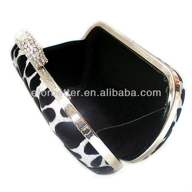 2013 Guangzhou handbag market/Clutch bag frames/Acrylic box clutch FB-EB005