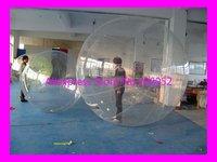Hot Water Walking Ball Big 3M PVC with air blower Free shipping