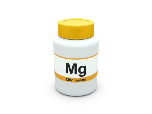 GMP Certified 400mg Tablets Pure Magnesium Citrate