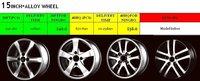 ATV Запчасти и Аксессуары 15 X 6 BP ET38 57,1 5/112 Volkswagen Audi