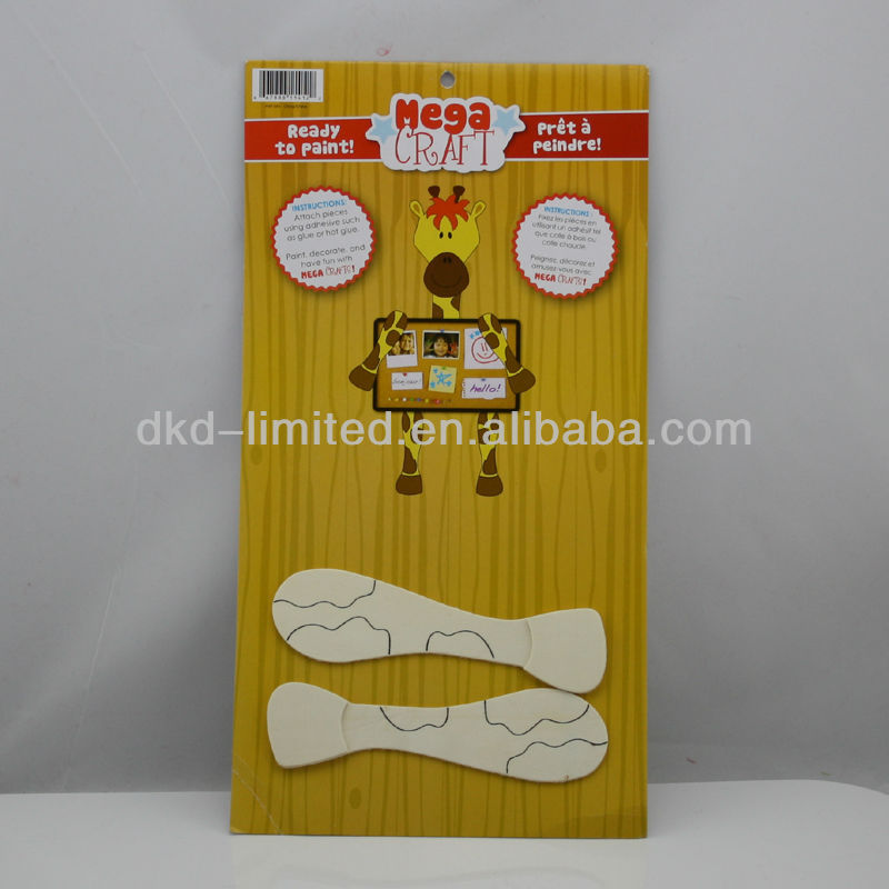 Animal Woodcraft Kit