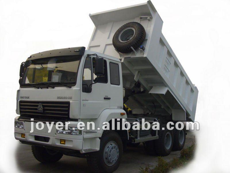 sinotruck dump truck