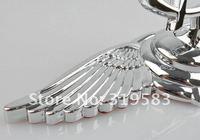 Эмблема для авто Chevrolet LOGO + Wing Zinc Alloy Metal Car Auto Front Emblems Hood Bonnet Cruze Matiz Kalos Lacetti Nubira Aveo Epica Lanos