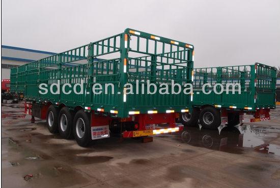 cargo semi trailer /fence semi trailer