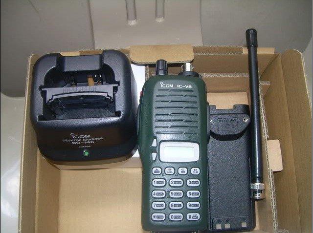 Jual HT Icom V8 Jual Handy Talky Icom IC-V8