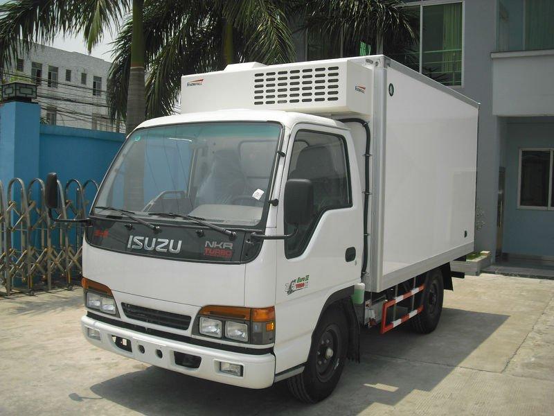 Swanson Frozen Foods Delivery Trucks - Frozen Food Suppliers | Buy