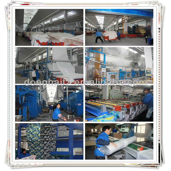 classical european cotton fabric printing