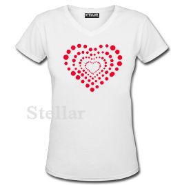 100% cotton Rhineston Women\'s T-shirt.jpg