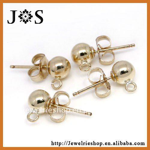 Gold Earrings | Overstock.com