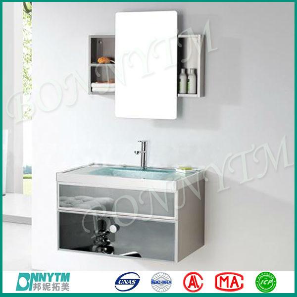 Wanghua ( BONNYTM ) de parede deslizante armário espelho do banheiro índia D -> Onde Comprar Armario De Banheiro Barato
