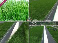 Искусственные газоны и покрытие для спорт площадок aojian AJ-MSPro-50