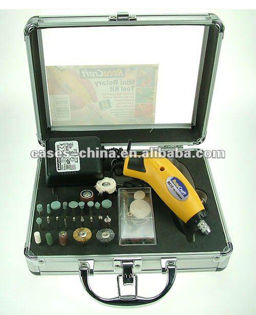 mini tool kit aluminum case