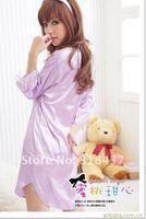Женский комплект для сна Hriday Women's Casual Homage Mid-sleeves Nightgowns, 2013, WF1042