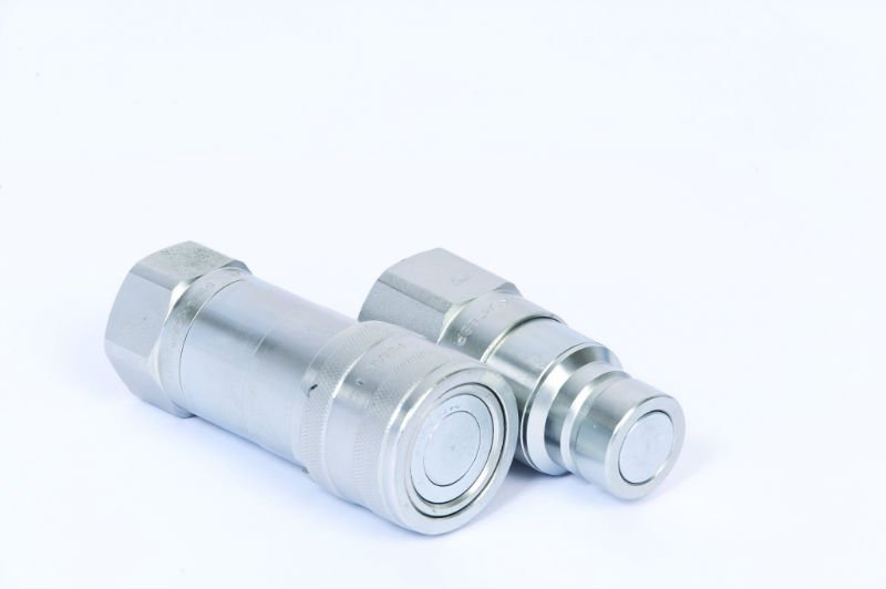 Flat Face Hydraulic Quick Couplings