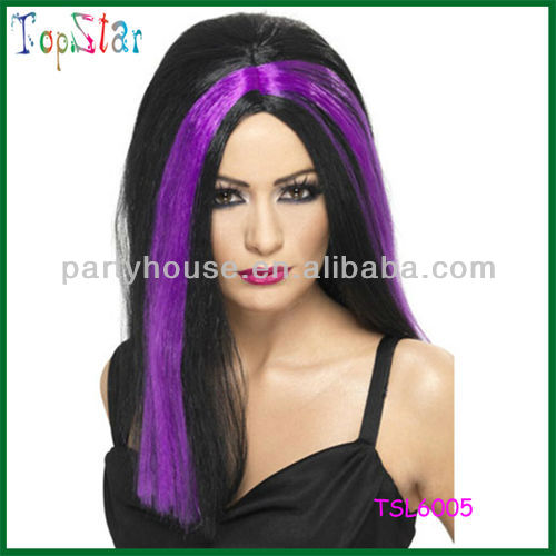 Synthetic Halloween Wigs