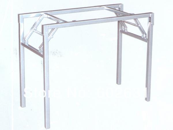 30 W X 72 D X 30 H Mm Folding Banquet Table Melamine Top