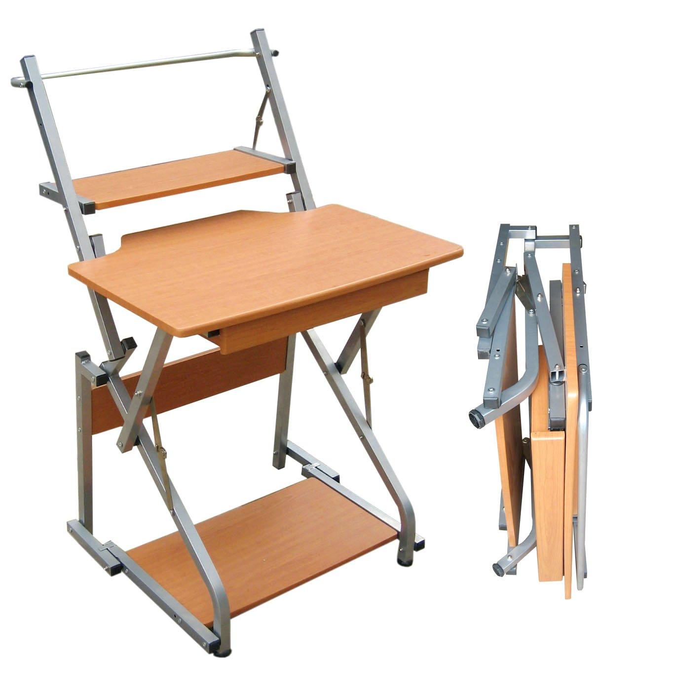 pliable bureau d 39 ordinateur table pliante id de produit. Black Bedroom Furniture Sets. Home Design Ideas