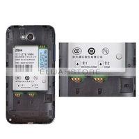 Мобильный телефон ZTE V956 Qualcomm MSM8225Q Quad Core 3G mobile phone 4.5' IPS 512MB/4GB Bluetooth GPS FM WIFI Dual Camera Android 4.1