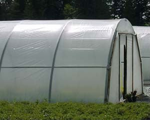 Agricultural, Gardening, Aquaculture & Hydroponic use Black/White plastic film for covering.