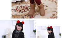 Розничная торговля, брюки с утолщением бархат девочек, новые,,, пяти цветов, осень зима, стиль Европы