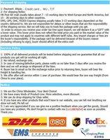 "Чехол для планшета 10"" laptop PVC waterproof case bags For iPad, iPad2 & the new ipad 3, with earphone"