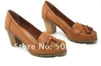 Туфли на высоком каблуке 2012 Genuine leather shose, new chrysanthemum set auger flat skins with soft comfortable single women's shoes