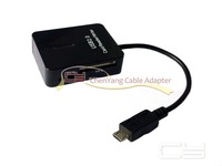 Samsung Galaxy s II i9100 i9220 i9250 Micro USB Host OTG Card Reader 5 in 1