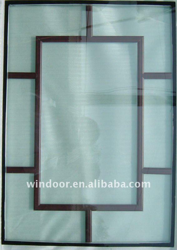 UPVC standard window size