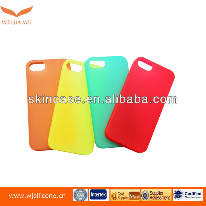 Water-proof TPU case for iphone 5s