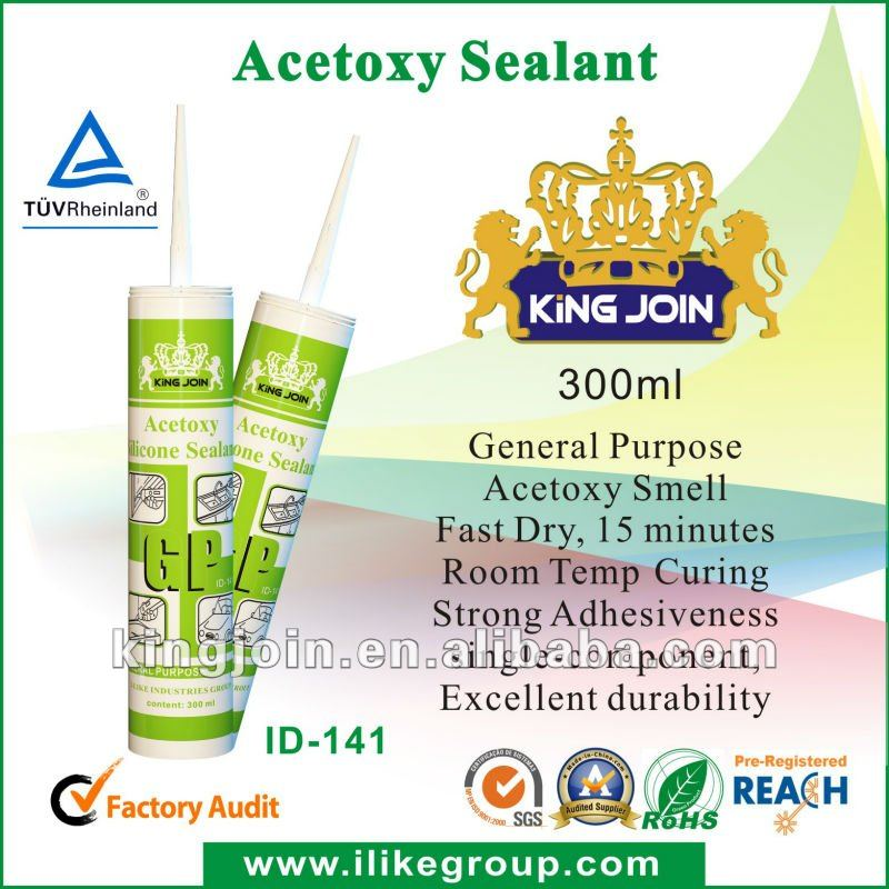 Premium Silicone Sealants (equivalent with Dow Corning)
