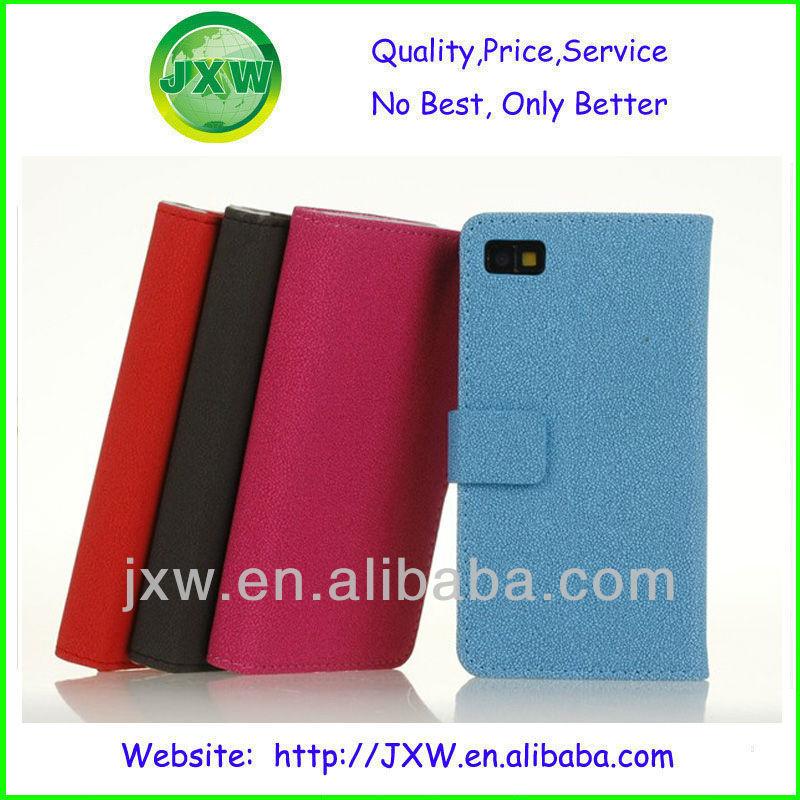 wholesale PU for ipad mini folding leather case