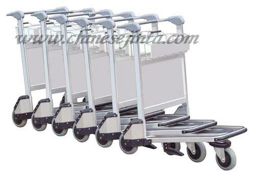 samsonite style aluminum trolley luggage
