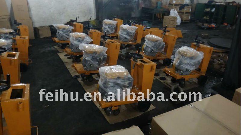 30A Diesel Concrete Cutter