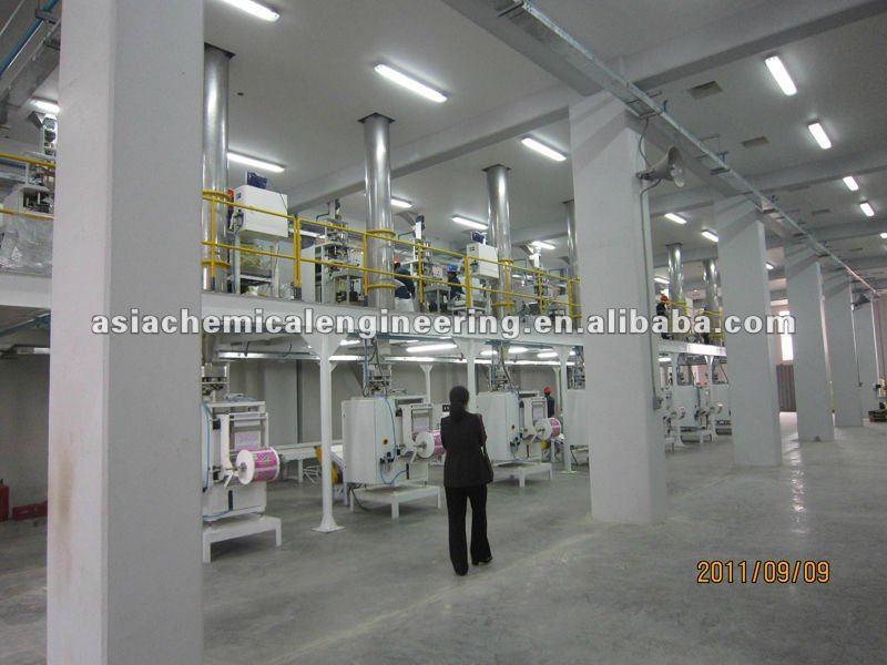 manufacturers detergent powder plant