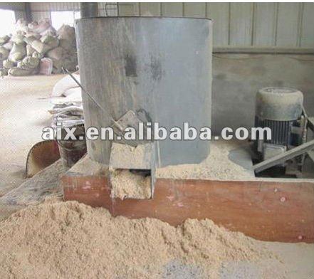 Serragem pallet bloco pressionando máquina/madeira máquina da imprensa do bloco de barbear