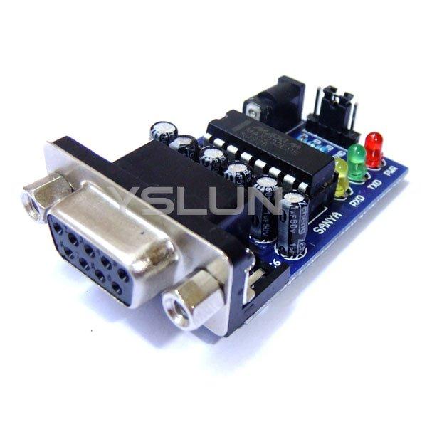 RS232 Serial Port to TTL Converter Communication