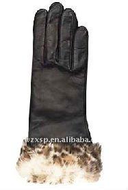 Nice newest fashion PU glove