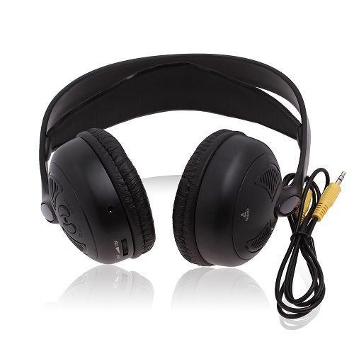 Беспроводные наушники  с микрофоном и FM-радио 8 в 1