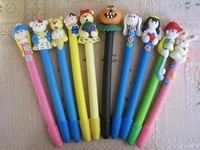 New Arrival Free EMS Shipping Holiday gift toy pen dolls craft art children's product decoration
