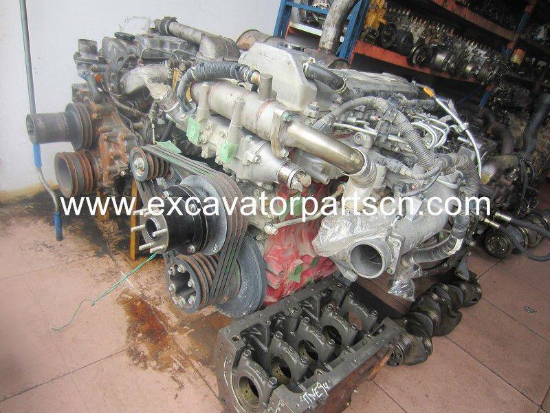 SK350-8 J08E ENGINE ASSY