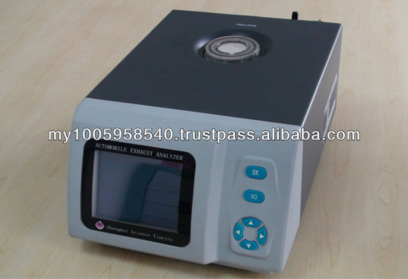 Automotive Emission Analyzer (5-gas/Portable)