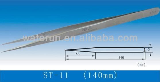 Vetus ESD Swiss Stainless Steel Tweezers
